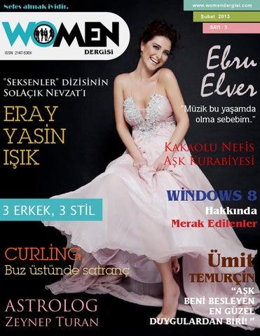 00491e578b78f WoMEN Dergisi ŞUBAT 2013 by Women Dergisi - issuu
