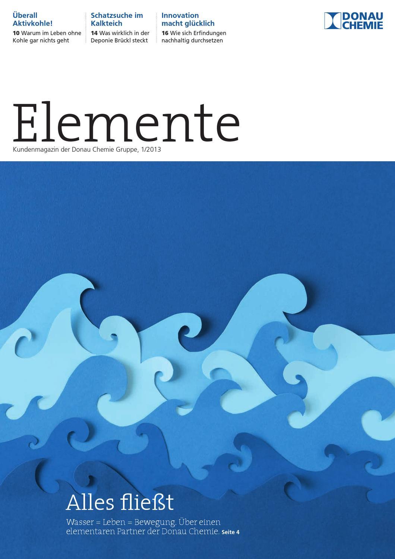 Elemente 12013 By Donau Chemie Ag Issuu