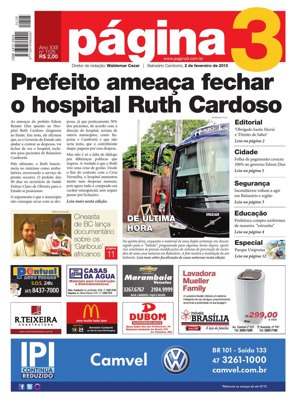 Jornal Página3 - edição 1125 by Jornal Página3 - issuu 142d3b3759