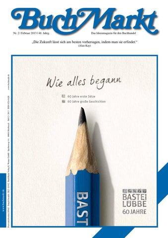 BuchMarkt Anzeigen Februar 2013 By