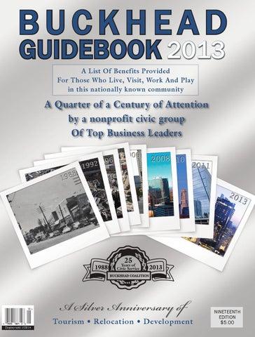 0099d1bc08e6 Buckhead Guidebook 2013 by PubMan