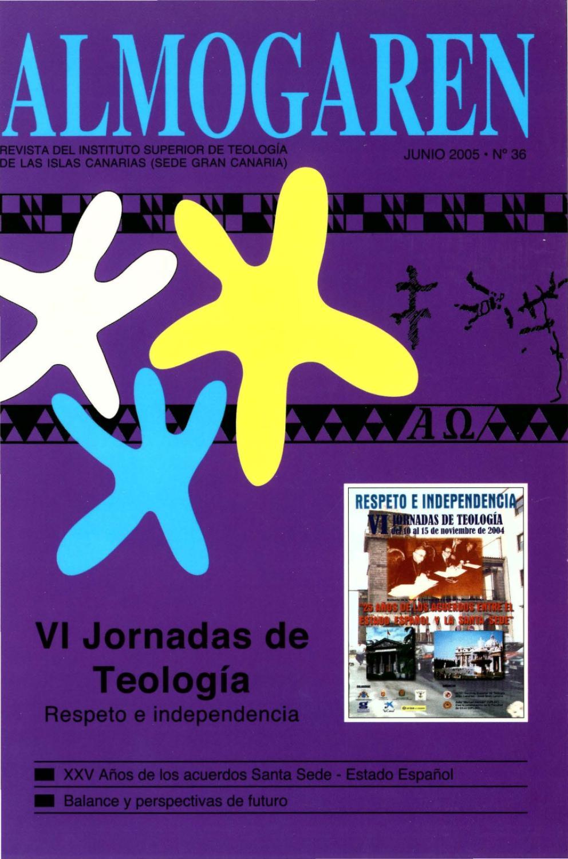 Almogaren 36 2005 By Biblioteca Centro Teol Gico De Las Palmas  # Muebles Dadaglio