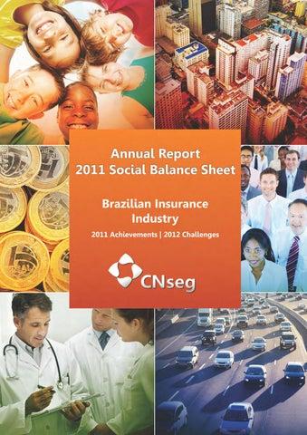 Annual Report 2011 Social Balance sheet by CNseg - issuu f669418ea253b