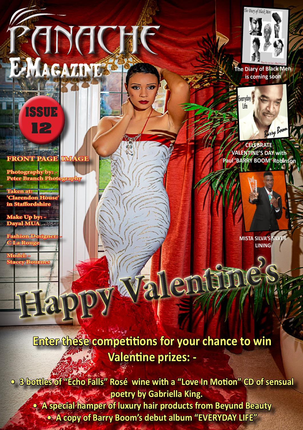 Issue 12 By Panache Occasions Limited