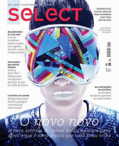 58408a5209ad7 SeLecT nº 9 by Editora 3 - issuu