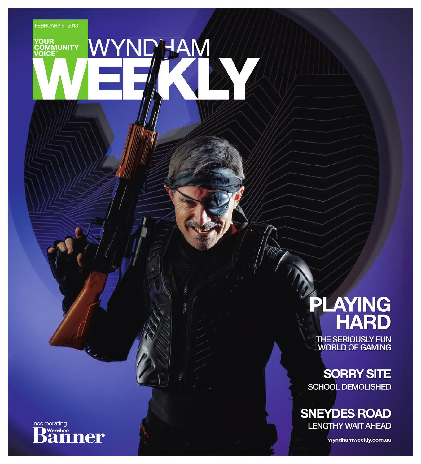 Wyndham Weekly 06-02-2013 by The Weekly Review - issuu
