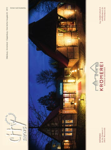 City News Ausgabe 02 2013 By Stelter Friends Issuu
