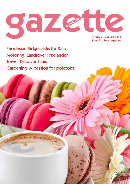 West End - Issue 73 by gazette magazines - issuu