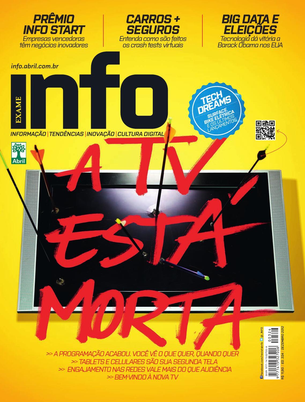 DEZ - 324 by Revista INFO - issuu 65258f3735