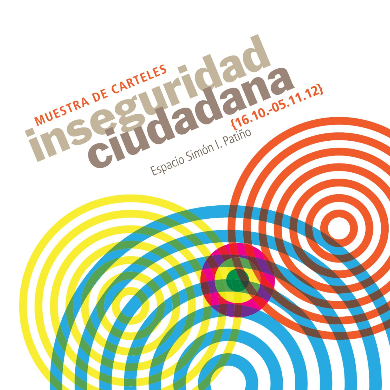 Carteles Sobre Inseguridad Ciudadana By Susana Machicao Issuu