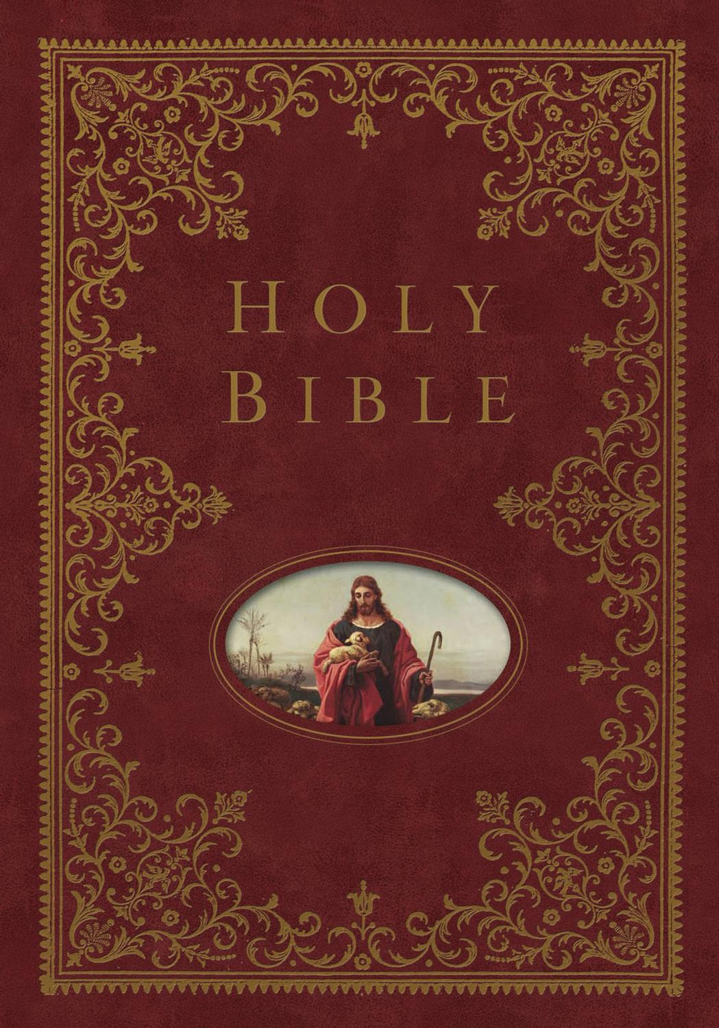 THE PROVIDENCE COLLECTION FAMILY BIBLE by Thomas Nelson