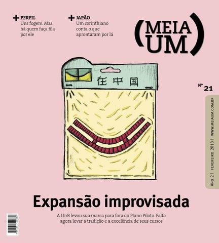 Revista meiaum Nº 21 by Revista meiaum - issuu 55e2f27947