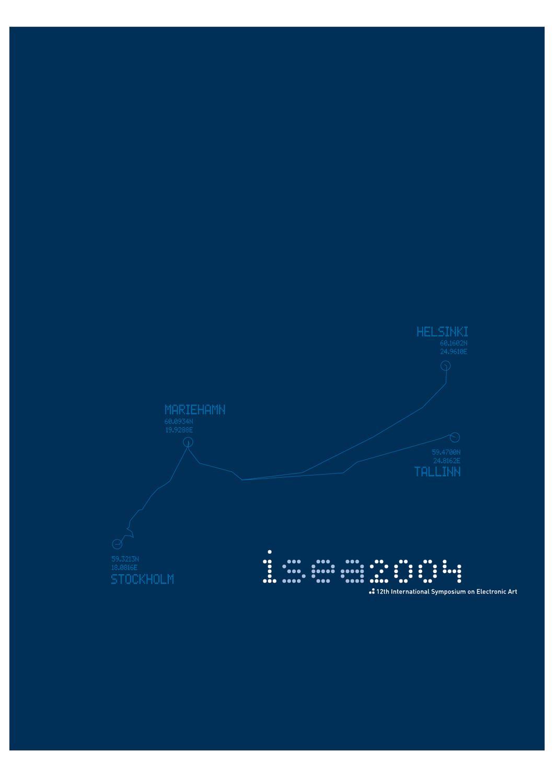 ISEA2004 Catalogue by Amanda McDonald Crowley - issuu