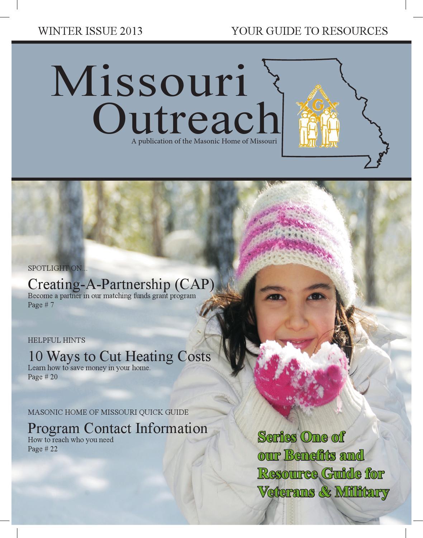 Missouri Outreach Magazine by Masonic Home of Missouri - Issuu
