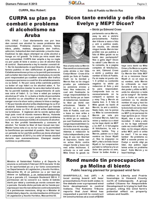 Diamars 5 Februari 2013 by Solo DI Pueblo - issuu
