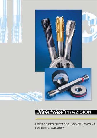 Taraud M5/ /R/ègle filetage DIN 371/forme B ISO2//6H/ /universelle Traitement /QUALIT/É acier rapide Tin/