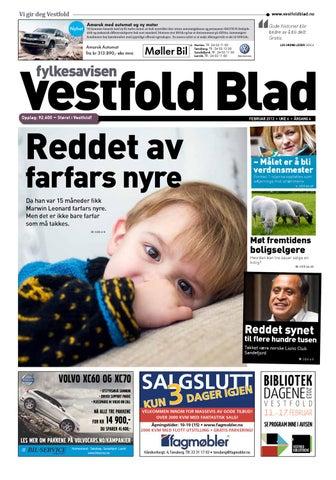 8e59aa713 Vestfold Blad - uke 6, 2013 by Byavisa Sandefjord - issuu
