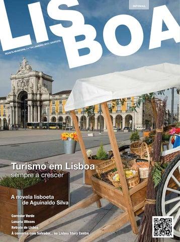 5dd785c954b Revista Lisboa nº4 by Câmara Municipal de Lisboa - issuu