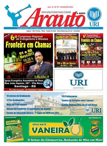 1dd2c07e8 Jornal Arauto - Edição 72- Abril by Arauto Jornal - issuu