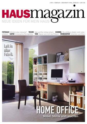HAUS MAGAZIN Ausgabe Nr. 1 | Februar By HAUS MAGAZIN   Issuu