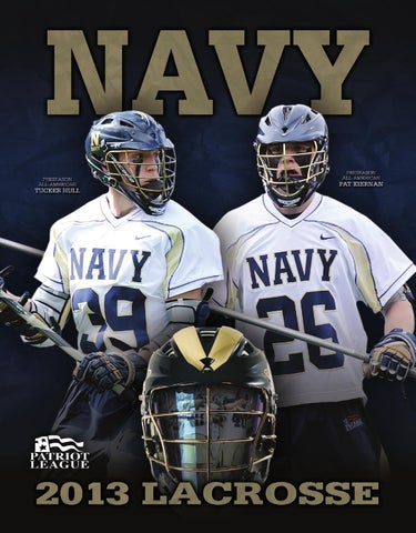 2013 Men s Lacrosse Guide by Naval Academy Athletic Association - issuu 61747e3d87