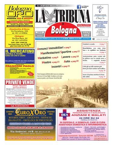 Tribuna 735 by La Tribuna srls - issuu 0c7ce55277d