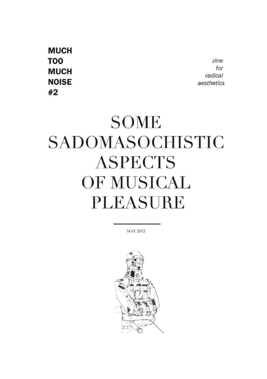 sadomasochism powerful pleasures