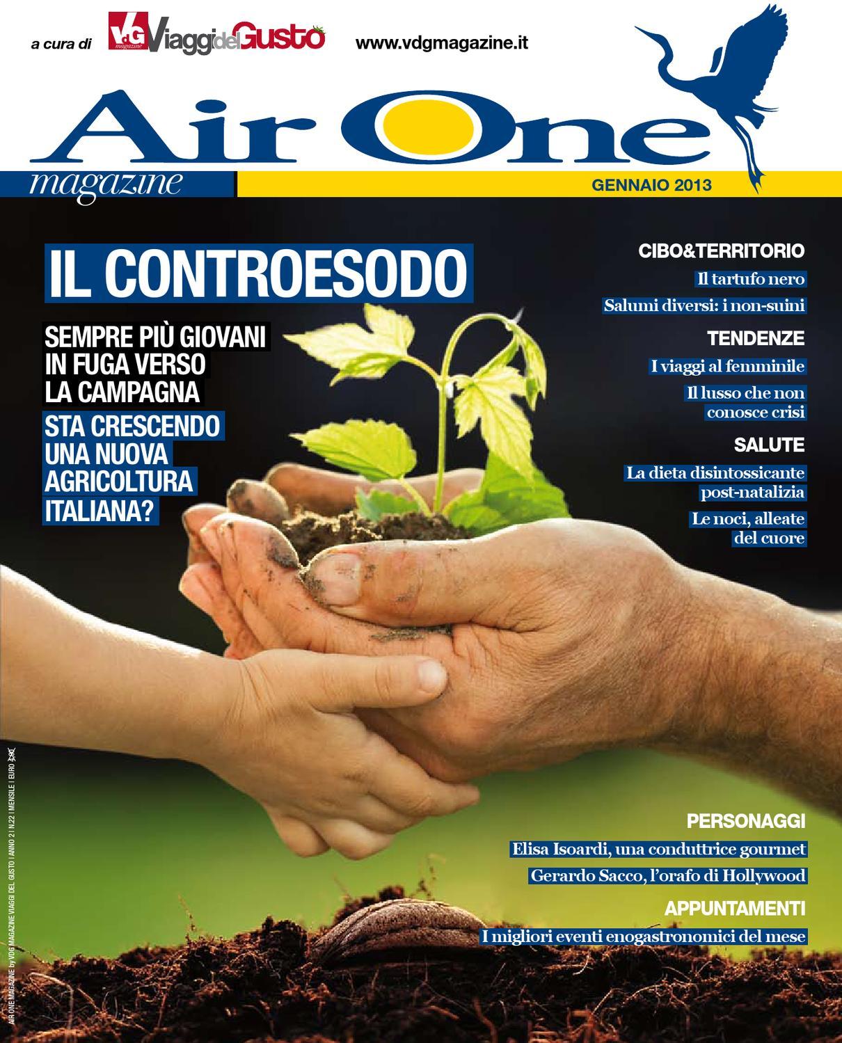 Air One magazine Gennaio 2013 by vdgmagazine - issuu ec0657065d4