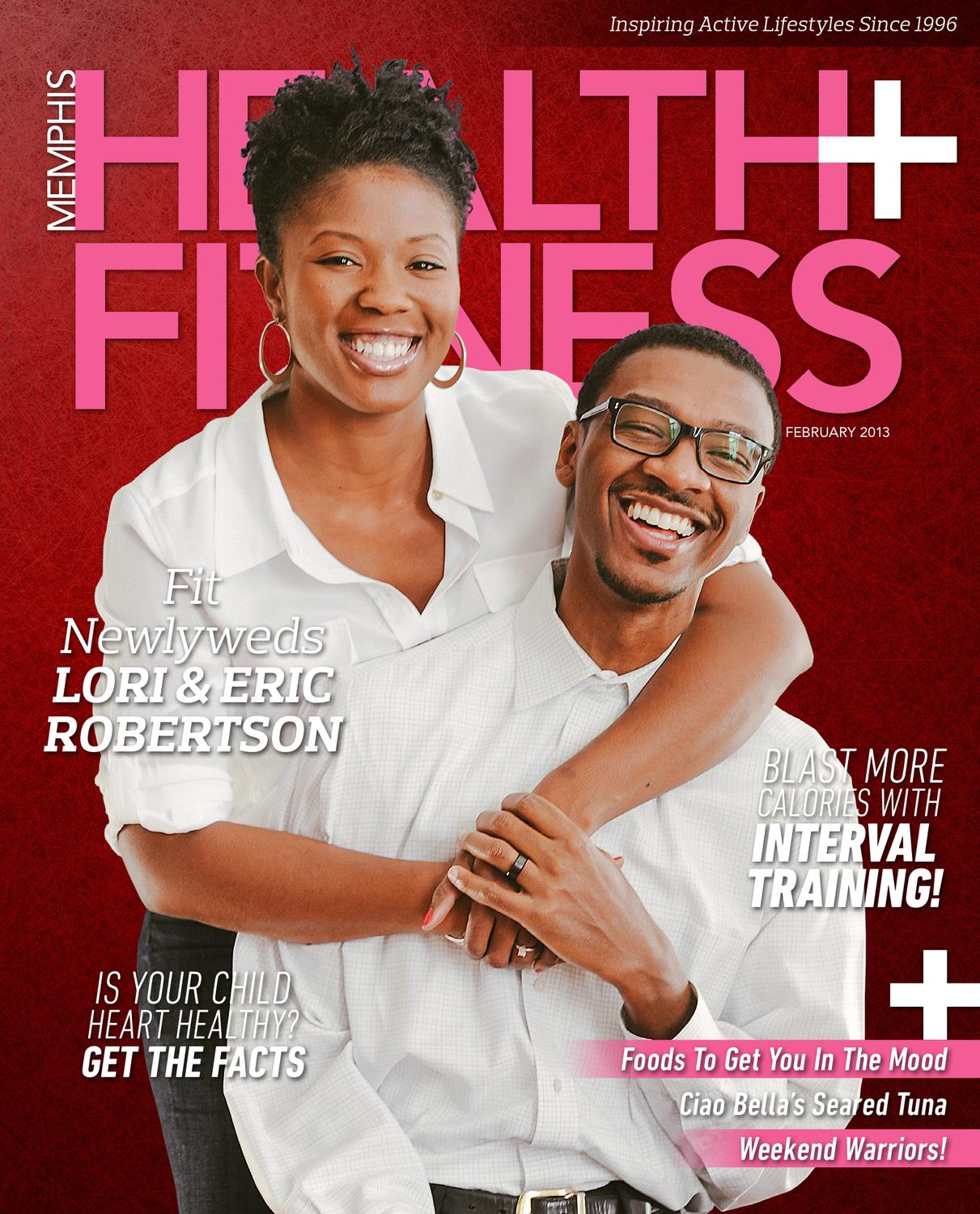 Newly Weds Foods Logo: Memphis Health + Fitness February 2013 By Memphis Health