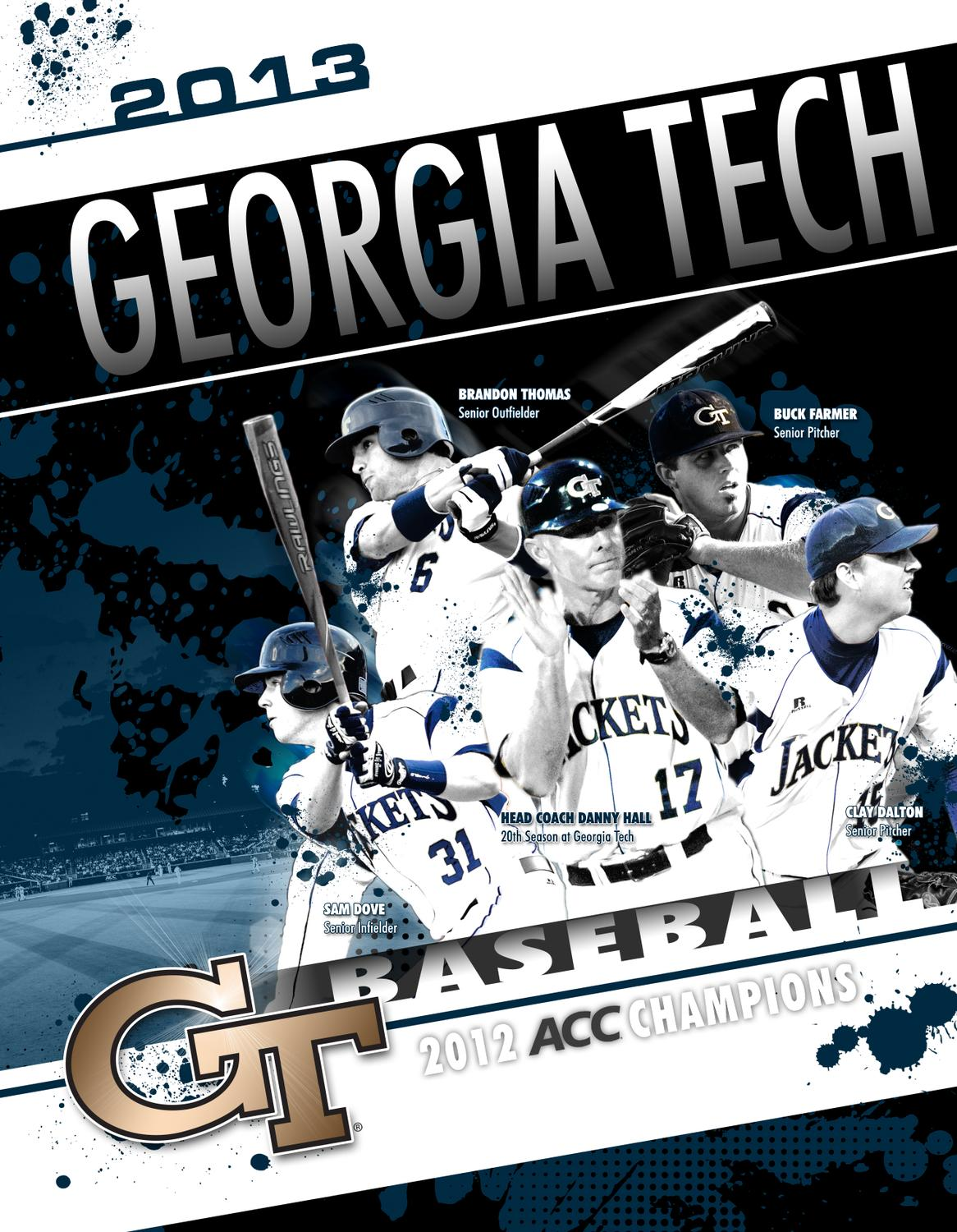 11438642315 2013 Georgia Tech Baseball Guide by GTAthletics - issuu