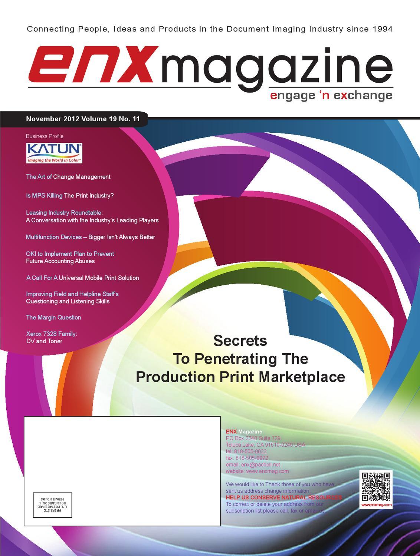 ENX Magazine November 2012 Issue by ENX Magazine - issuu