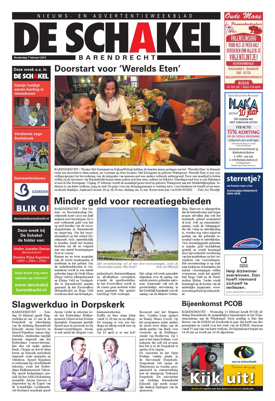 barendrecht wk06 2013 by bar uitgeverij issuu