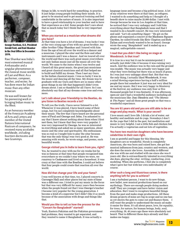 The Score Magazine February 2013 by The Score Magazine - issuu