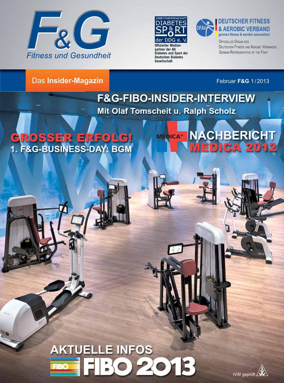 F&G Magazin 01 / 2013 by Media Verlag Celle GmbH & Co. KG - issuu