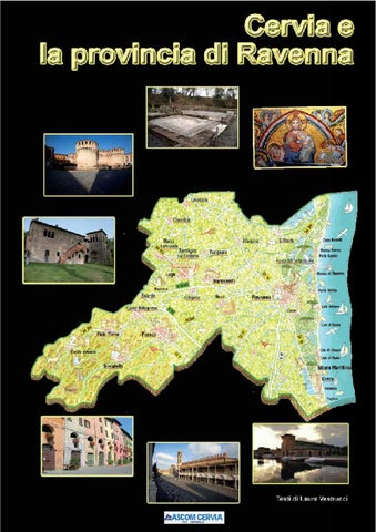 Cervia e la provincia di Ravenna by Ascom Cervia - issuu