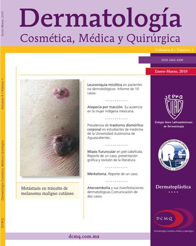 Dermatología Cosmética d78918672b1