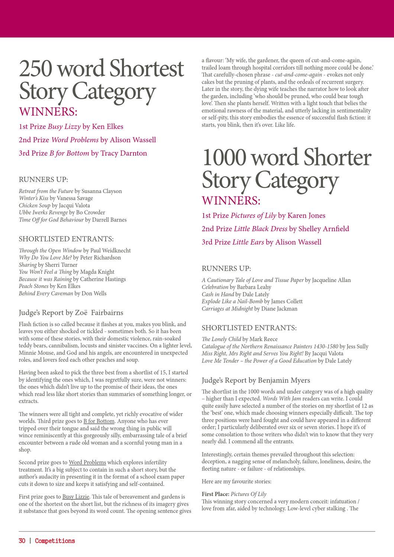 1000 Word Essay Love Story