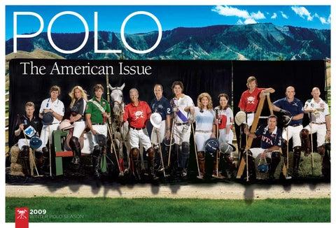 Polo Magazine 2009 by Pomp   Circ - issuu c785e2f3d
