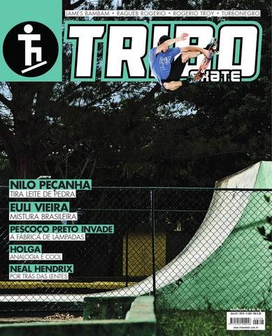 Tribo Skate Edição 208 by Revista Tribo Skate - issuu eb821caefeeaf