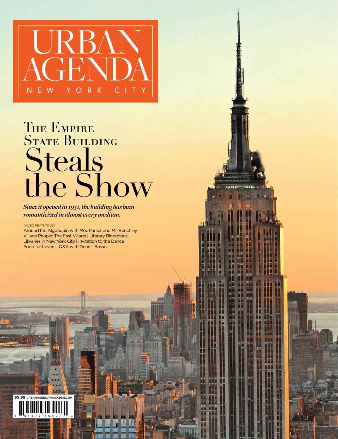 Urban Agenda New York City By Witherspoon Media Group Issuu Lustybunny Baby Shoes Round Spots 21 Cokelat Tua