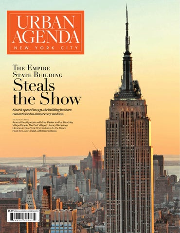 4eec18efc1 Urban Agenda New York City by Witherspoon Media Group - issuu