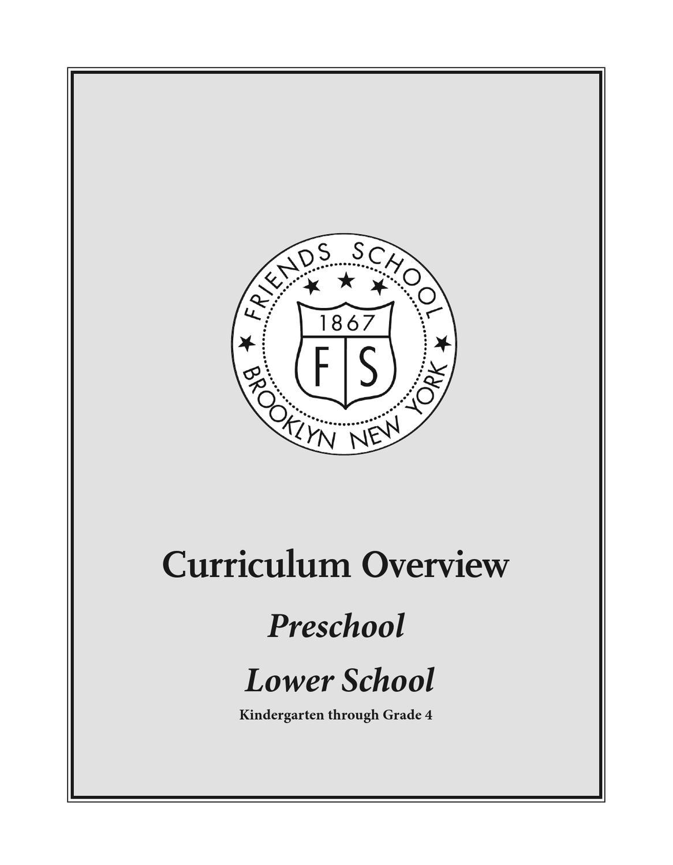 page 1 - Brooklyn Kindergarten Society