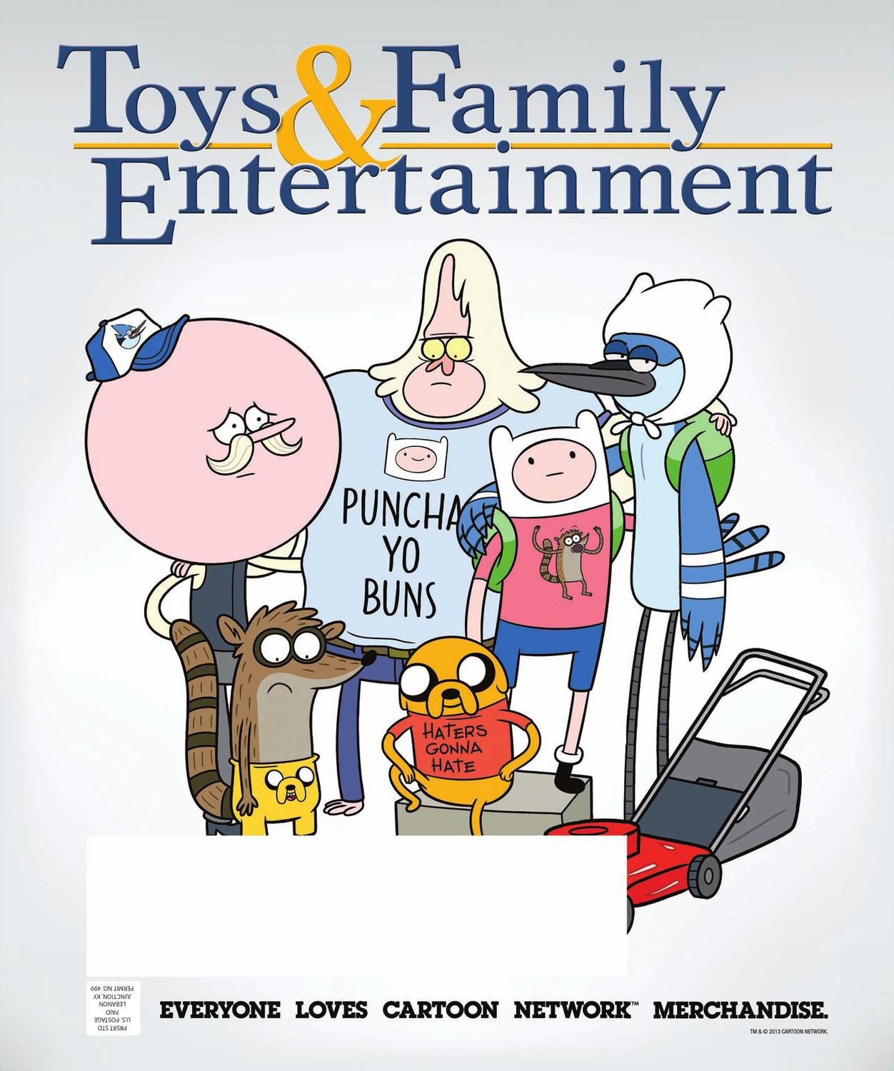 Toys Family Entertainment February 2013 By ANb Media