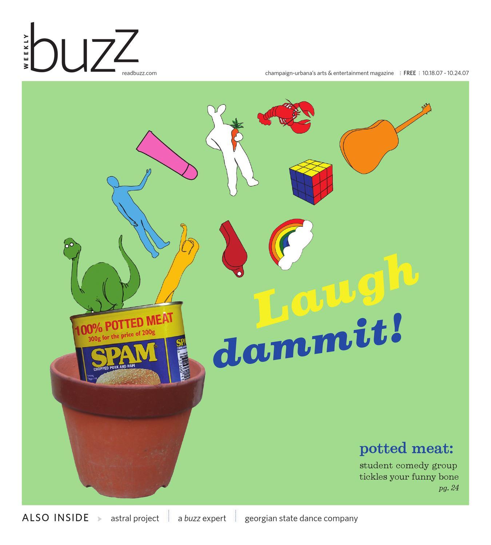 Buzz Magazine: Oct  18, 2007