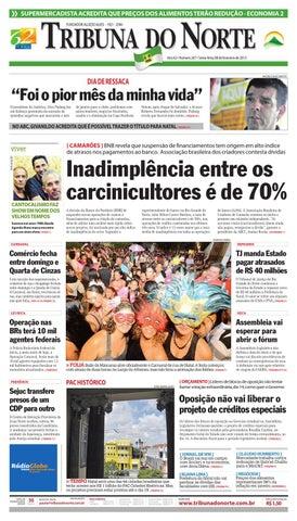 Tribuna do Norte - 08 02 2013 by Empresa Jornalística Tribuna do ... d7b8fb208f361