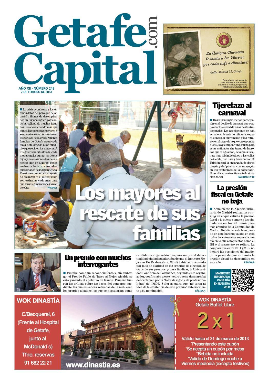 Getafe Capital 248 By Getafe Capital Issuu