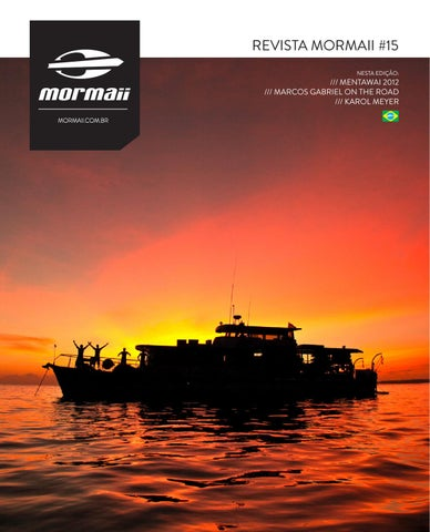 6c9959309 Revista Mormaii #15 by Mormaii - issuu