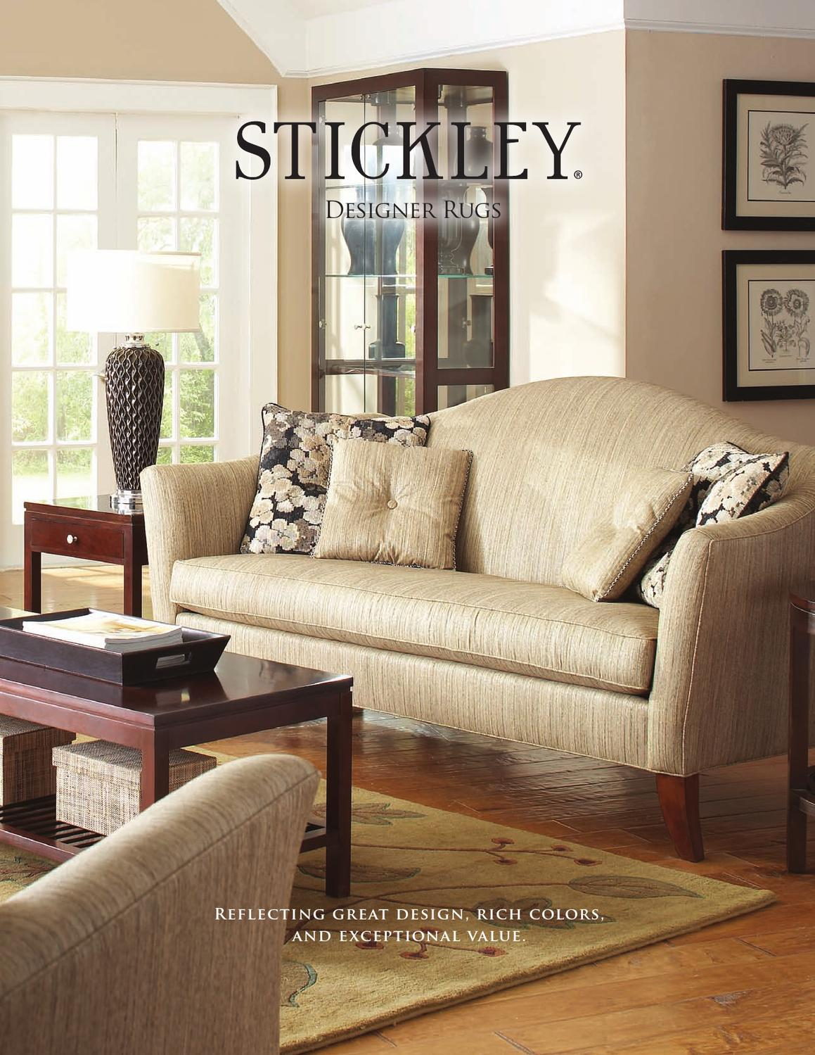Stickley Designer Rugs Collection By Stickley   Issuu