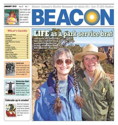 Beacon january 2013 by beacon senior newspaper issuu page 1 fandeluxe Choice Image