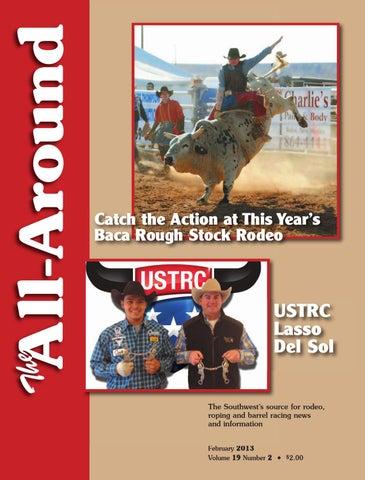 29a41e415ab All Around-Feb 2013 by Western Sports Publishing - issuu